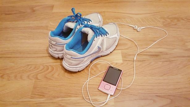 Bisher ging ich vor allem joggen, um in Ruhe und in voller Lautstärke meine Lieblingslieder zu hören (© sofawissen.com)