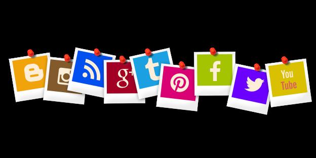 Die Gesamtzahl der weltweiten Nutzer von sozialen Netzwerken lag im Jahr 2019 Prognosen zufolge bei nahezu 2,8 Milliarden. (Bild: Pixabay)